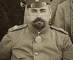 Михаил Федорович Щербаков